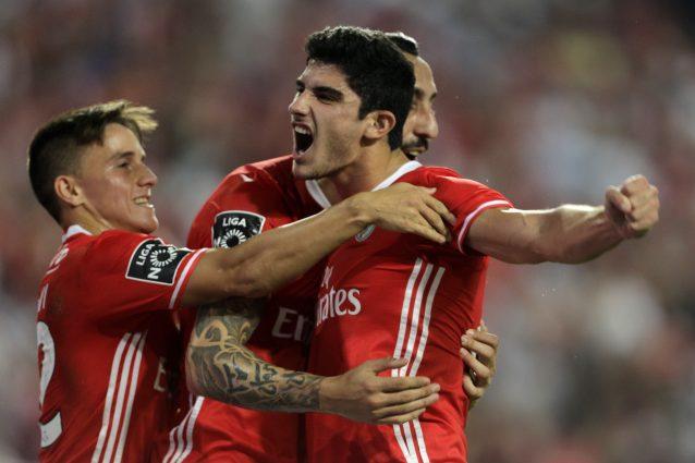PSG, ecco Gonçalo Guedes: 30 milioni di euro al Benfica