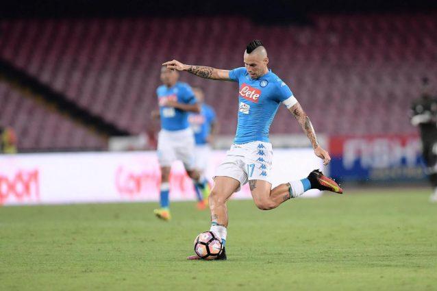 Milan-Napoli diretta 21a giornata Serie A 2016-2017