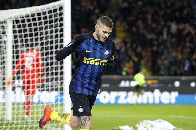 Inter-Chievo diretta 20a giornata Serie A 2016-2017