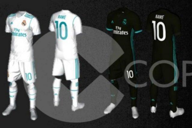Terza Maglia Real Madrid nazionali