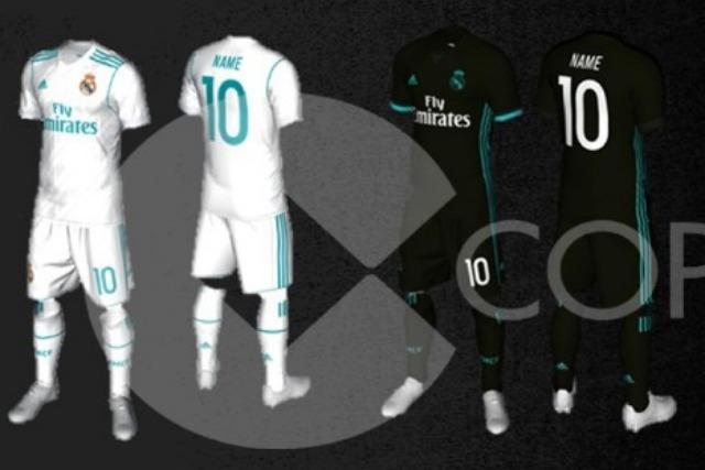Terza Maglia Real Madrid ufficiale