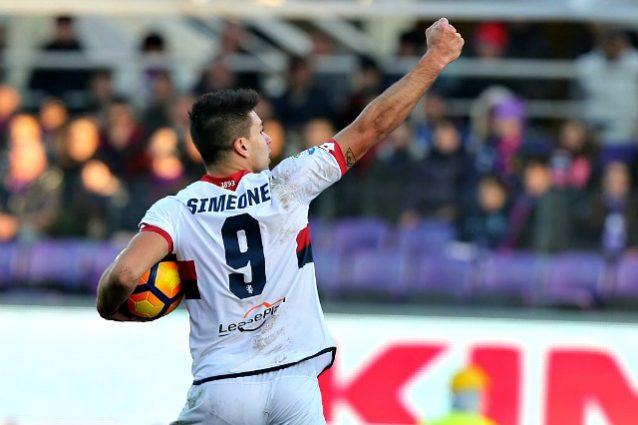 Colpo di Preziosi, Simeone è tutto del Genoa per 2 milioni
