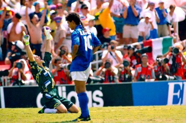 Baggio in Nazionale: zeru tituli e il (non) gol più bello della storia