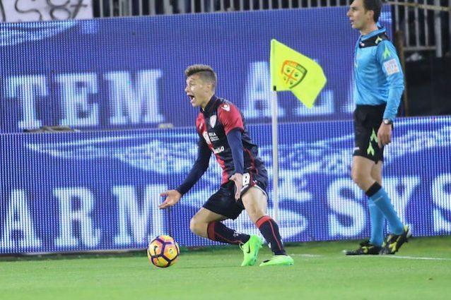 Pjanic subentra a Marchisio e viene steso da Barella: rosso per lui