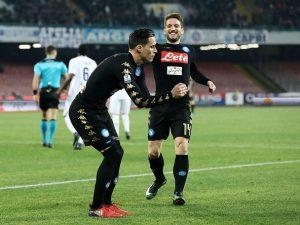 """Real-Napoli, se segna Callejon non esulterà: """"Ho massimo rispetto per i miei ex tifosi"""""""