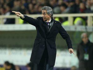 """Sousa convinto: """"Se vinciamo contro il Gladbach, possiamo arrivare in finale"""""""