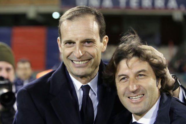 Inizia Cagliari-Juve