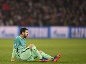 """Barça, i bookmaker quotano la """"remuntada"""": il 5-0 è pagato a 32,00"""