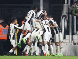 Juventus, in 18 giorni doppie sfide a Napoli e Barcellona