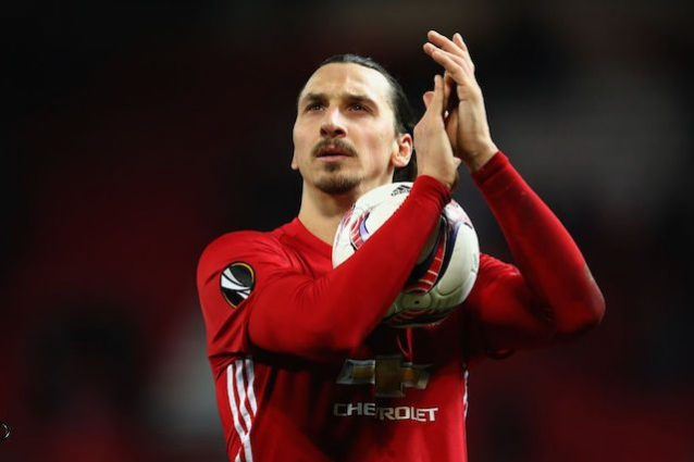 "Ibrahimovic, prima tripletta con lo United: ""Vinco ovunque, sono come Indiana Jones"""