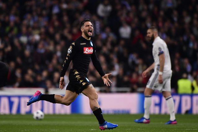 """Napoli, Insigne avvisa il Real Madrid: """"Non è finita"""""""