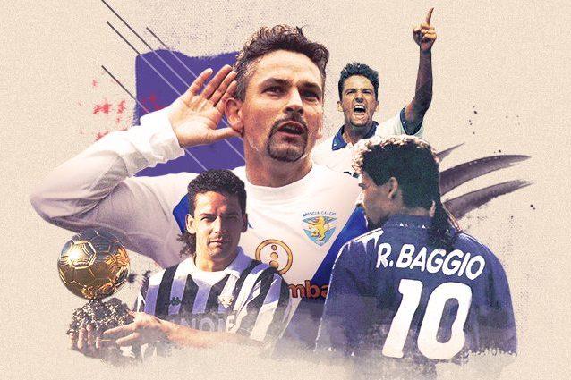 I 50 anni di Roberto Baggio, la storia del calcio in un 'codino'