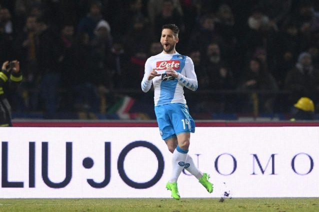 Mertens capocannoniere solitario della Serie A