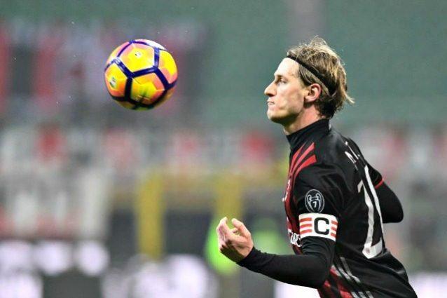 Milan: per Abate la stagione è finita