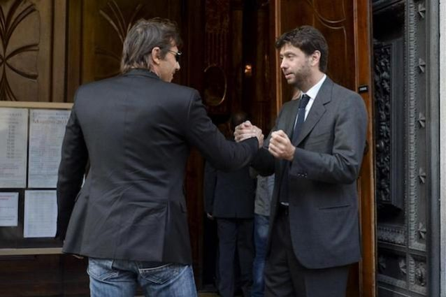 Juve, nuova intercettazione: Agnelli, Conte e i rapporti con la curva