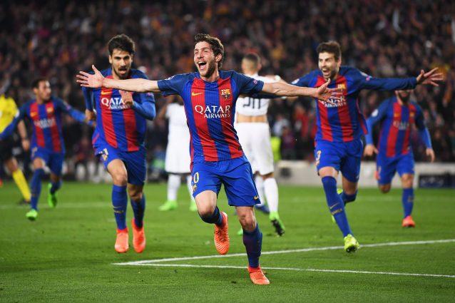 Estasi Barcellona: la remuntada è servita. PSG all'inferno