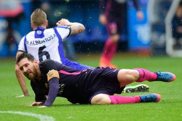 Barça, le fatiche contro il Psg costano care: brutta sconfitta in casa del Deportivo