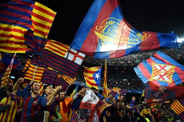 La UEFA multerà il Barcellona per l'invasione del tifoso contro il PSG