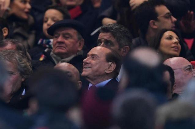 Milan: si chiude l'era Berlusconi, presidente più vincente nella storia del calcio