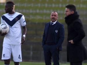 Brescia, esonerato Brocchi: al suo posto c'è Gigi Cagni