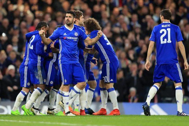 Conte urla in faccia a Mourinho, Chelsea in semifinale di FA Cup