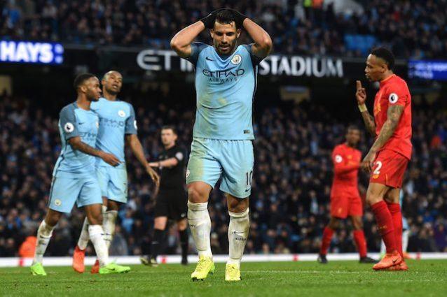 Premier, Aguero risponde a Milner: spettacolare pareggio tra City e Liverpool