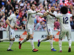 Liga, il Real Madrid vince a Bilbao ed allunga sul Barcellona