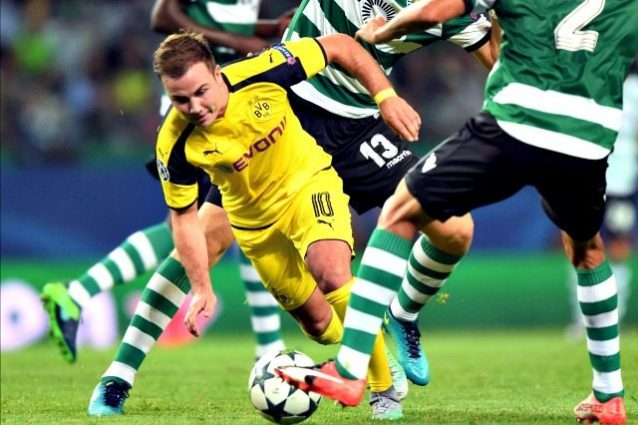 Bundesliga - Borussia Dortmund, Gotze vede la luce: