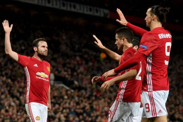 Europa League: United, Ajax e Schalke ai quarti di finale