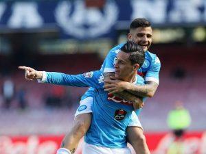 Il Napoli si mette le ali: solo Neymar-Messi e Cr7-Bale meglio di Insigne-Callejon