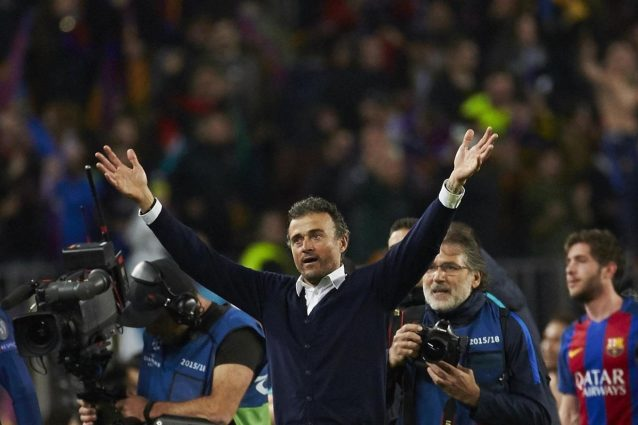 Roma, Monchi vuole Luis Enrique al posto di Spalletti