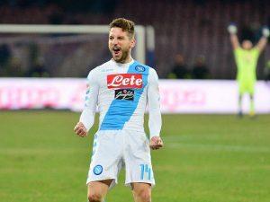 Calciomercato Inter: pronta l'offerta per strappare Mertens al Napoli