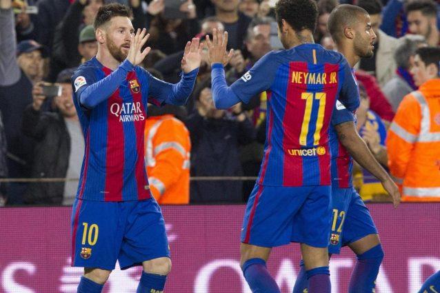 Scarpa d'Oro, Messi sempre leader. Sorpesa Bas Dost, Belotti giù dal podio