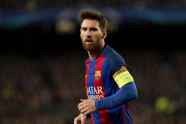"""Messi per i bimbi della Siria: """"Come padre ho il cuore spezzato"""""""
