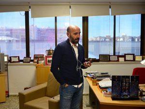 Roma: ecco Monchi il ds-talent scout che fa sognare i tifosi giallorossi