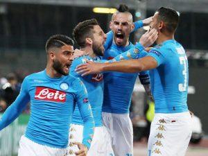 Napoli, contro l'Empoli tornano Albiol, Ghoulam, Zielinski e Mertens