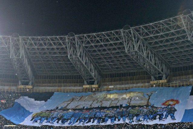 Napoli-Juventus, la carica dei centomila al San Paolo