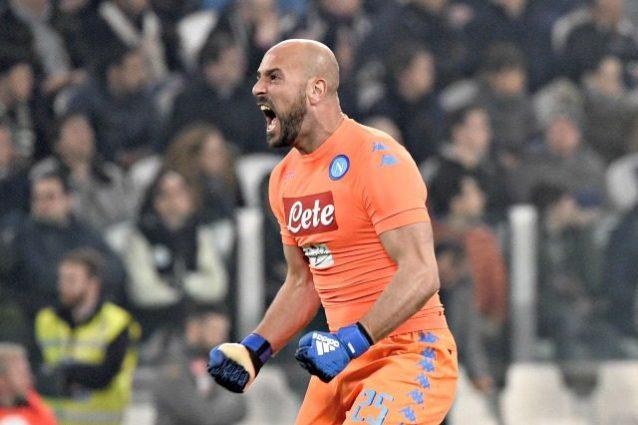 """Napoli, Reina vuole mettere paura alla Juve: """"Il San Paolo sarà una bolgia!"""""""