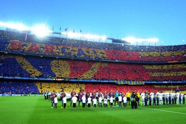 Cinque storiche rimonte del Barcellona in Europa