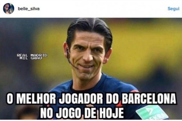 """La moglie di Thiago Silva se la prende con Ayetkin: """"Il miglior giocatore del Barcellona"""""""