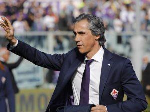 Fiorentina, Paulo Sousa verso il Borussia Dortmund