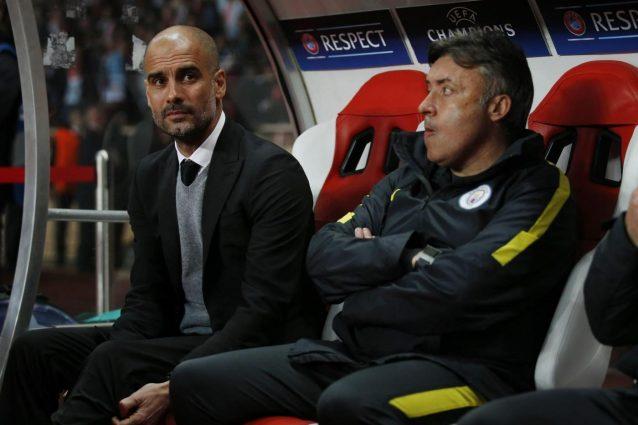 City all'attacco, Aguero ci prova senza fortuna. Guardiola si dispera