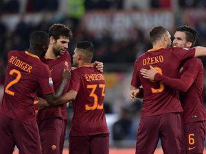 Defrel non basta: la Roma ribalta il Sassuolo e torna seconda
