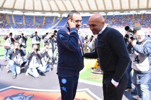 Spareggio Champions all'Olimpico