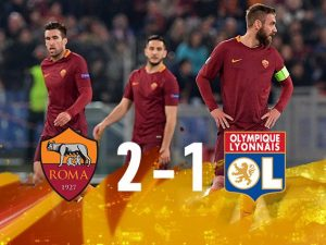 Roma, con il Lione vittoria inutile: Spalletti dice addio all'Europa League