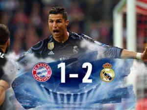 Champions, CR7 da record: doppietta, 100esimo gol e semifinale prenotata