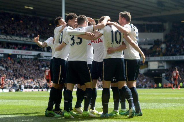 Premier, poker del Tottenham: Spurs a 4 punti dal Chelsea