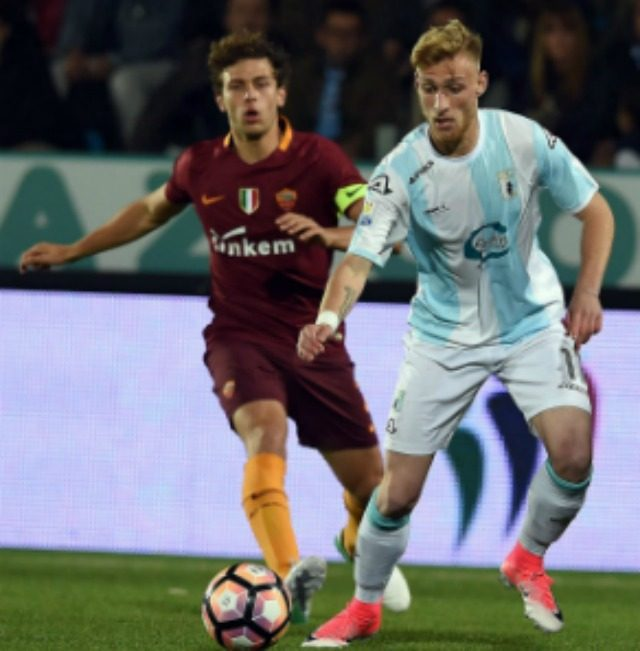 Francesco Puntoriere Virtus Entella