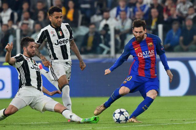 Juventus, cinque mosse per dar scacco al Barcellona