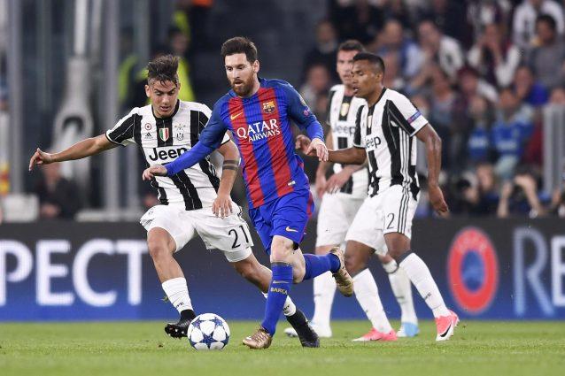 Barcellona-Juve in diretta tv su Canale 5. Scommesse, quota pazzesca per lo 0-4